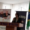 Silvia Scagliarini do projeto Juntando Pontas