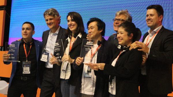 Vencedores e apoiadores da Chamada de Negócios da Longevidade