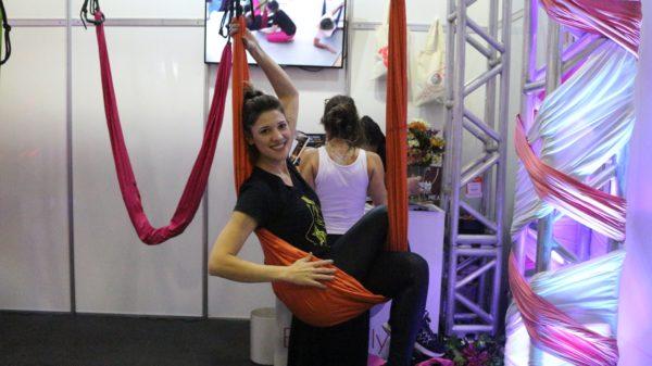 Letícia Marchetto criadora do ballet fly