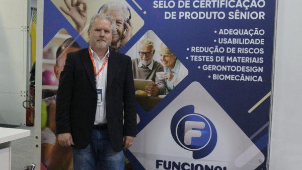 Martin Henkel da Senior Lab - Cerificação Selo Funcional