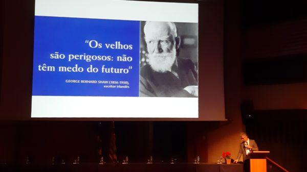 Wilson Jacob Filho no Simpósio do IPGG