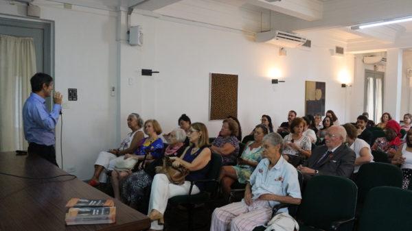 Egídio Dórea Ageísmo Orgulho Prateado Centro Universitário Maria Antonia