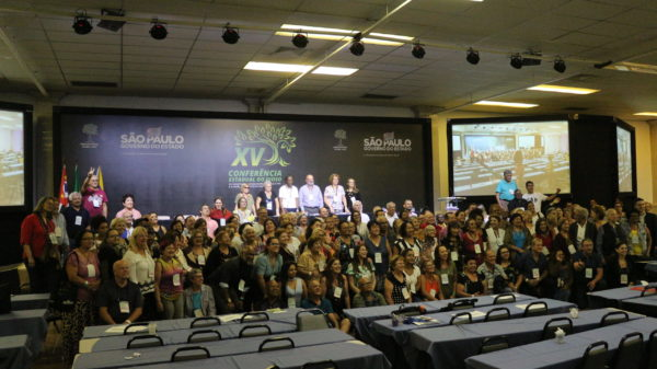 Plenária final XV Conferência Estadual do Idoso