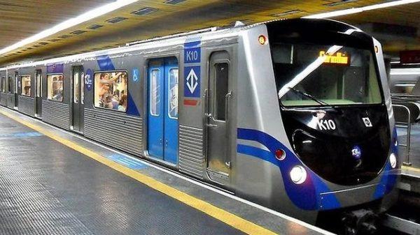 parceria Metro Prevenção de quedas