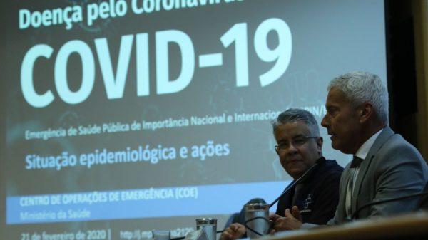 Coronavírus Ministério da Saúde pessoas idosas reforço