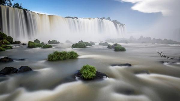 Parna do Iguaçu, um dos parques mais visitados. (Foto: André Dib)