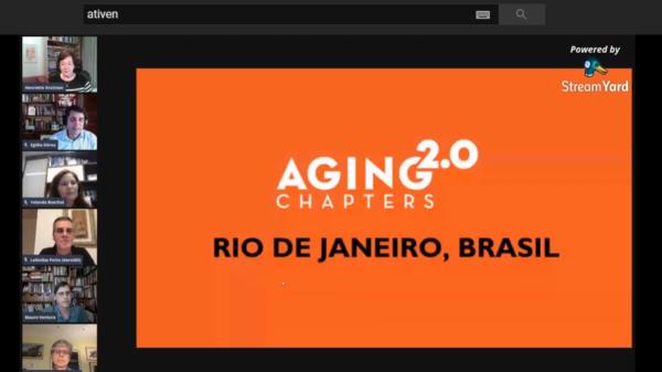 Lançamento Aging2.0 Rio de Janeiro