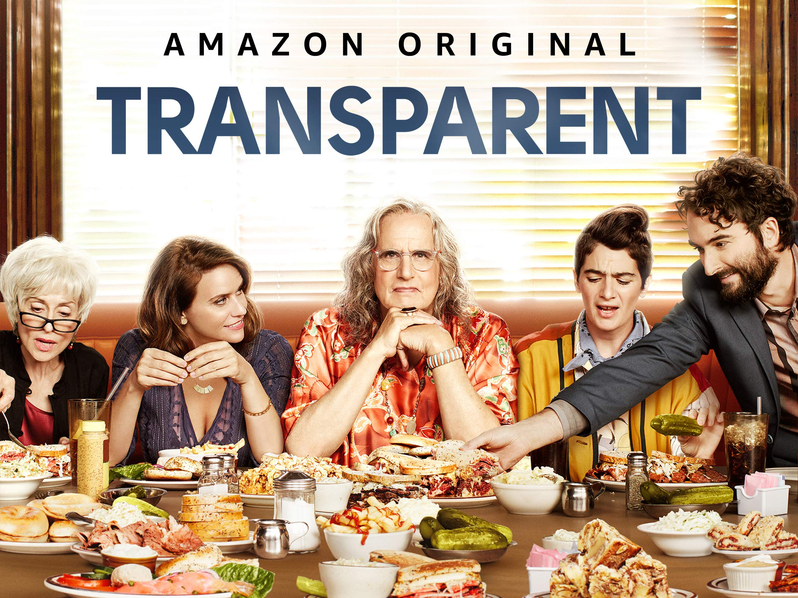 Transparent Amazon
