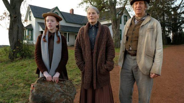 Anne with an E - série