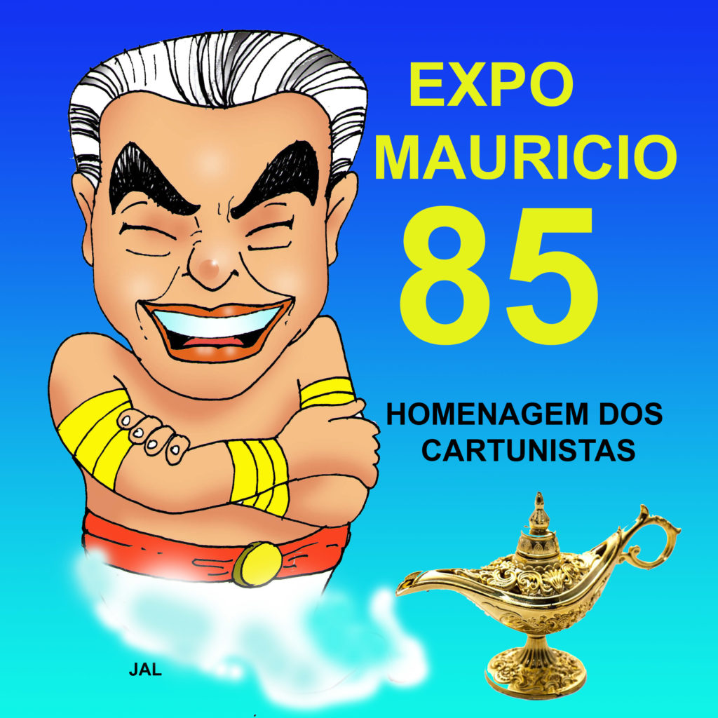 Expo Mauricio de Sousa 85