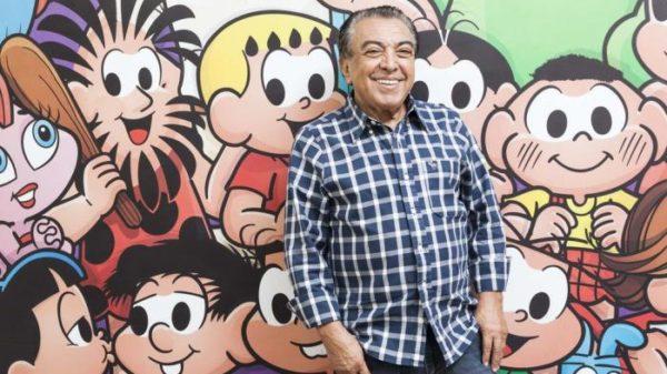 Mauricio de Sousa 85 anos - Turma da Mônica