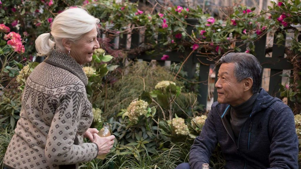Modern Love - Margot e Kenji