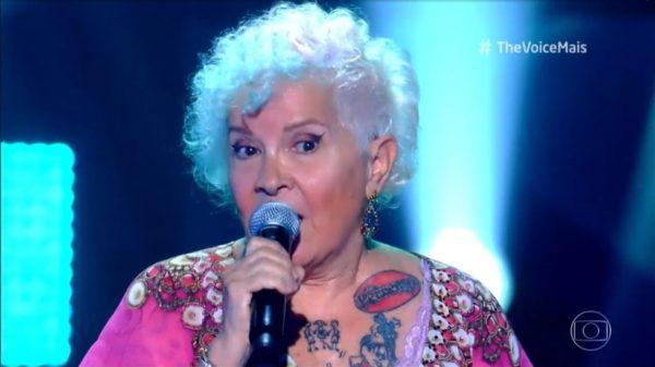 Áurea Catharina - The Voice+