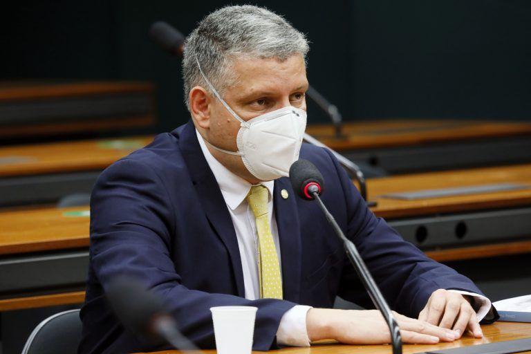 deputado federal Dr. Frederico - presidente CIDOSO