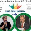 #EuSouSUS campanha - Movimento Vidas Idosas Importam