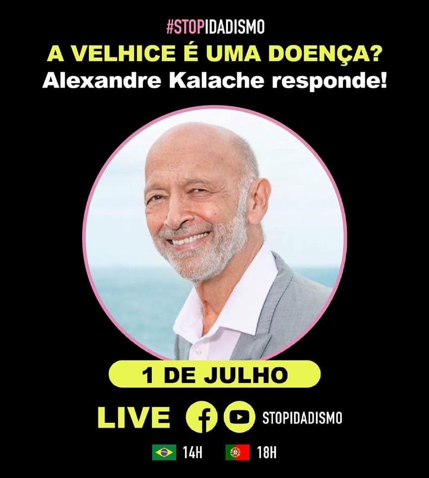 #StopIdadismo - Alexandre Kalache