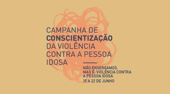 Sesc São Paulo realiza a campanha de conscientização da violência contra a pessoa idosa