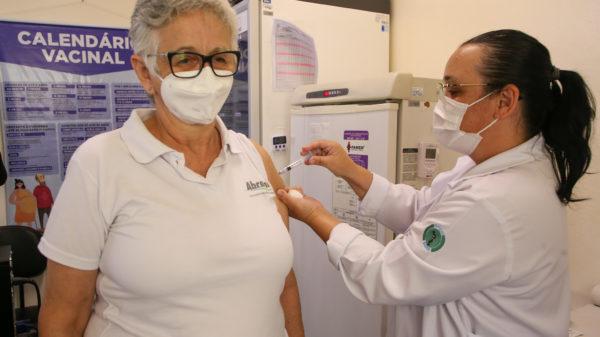 Vacinação contra a covid - Governo do Estado de São Paulo