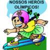 Exposição Nossos Heróis Olímpicos