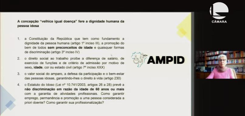 Ampid - Audiência pública