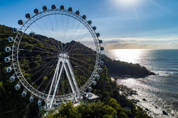 Balneário Camboriú - Roda gigante