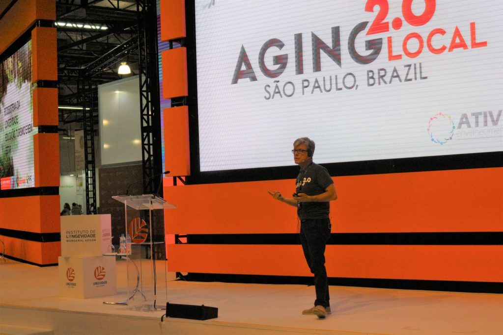 Chamada Seniortech - Aging2.0