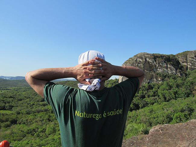 Um Dia no Parque - Parque Pedra do Segredo