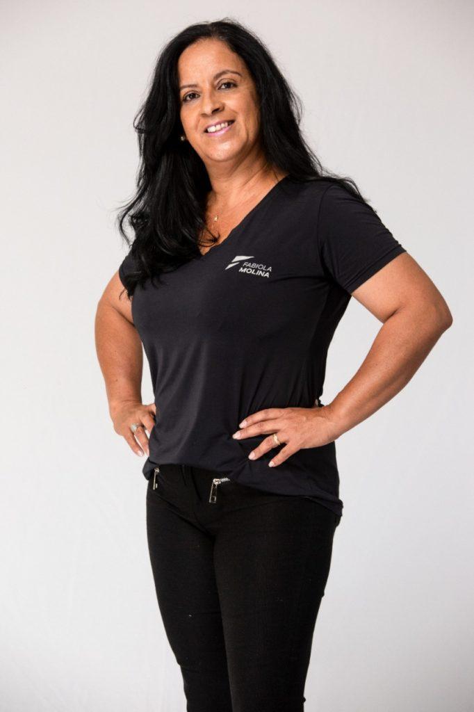 Trabalho - Maria Eunice, contratada aos 49 anos