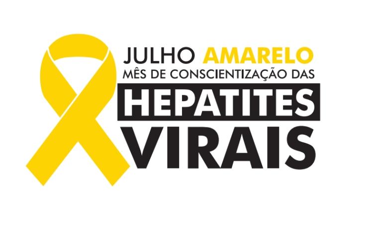 Julho Amarelo - Luta contra Hepatites Virais