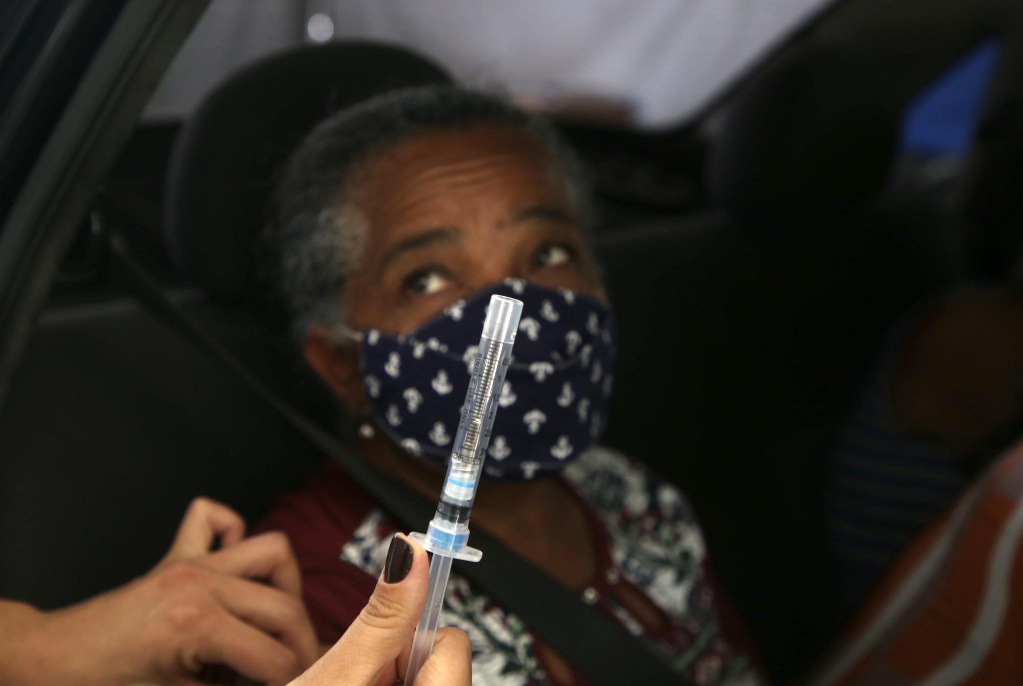 3ª dose - vacina contra covid governo do Estado de São Paulo