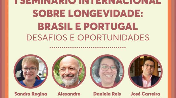Longevida - Seminário sobre Longevidade: Brasil e Portugal