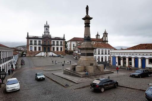 Destinos História do Brasil - Ouro Preto, MInas Gerais
