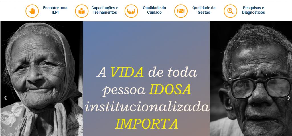 novo site Frente Nacional