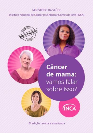 Cartilha INCA - Câncer de mama