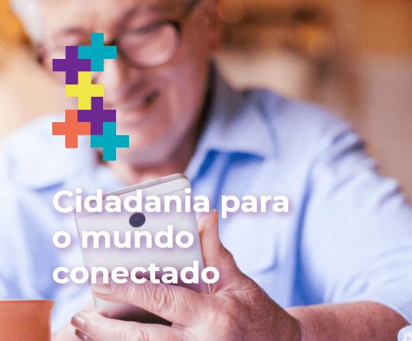 EducaMídia 60+ - educação midiática - Instituto Palavra Aberta